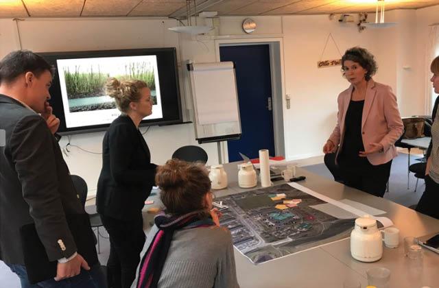 Oplevelsesbaseret workshop på Stensagerskolen i Aarhus