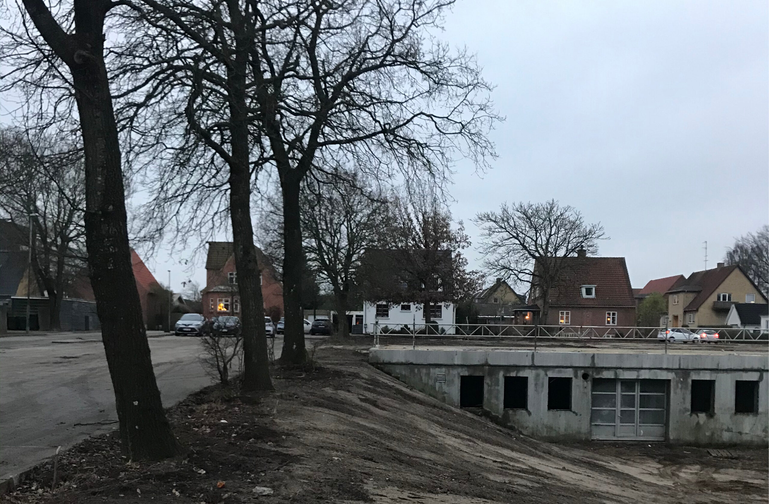 Byggestart på Børnehuset Palleskærvej i Hjørring