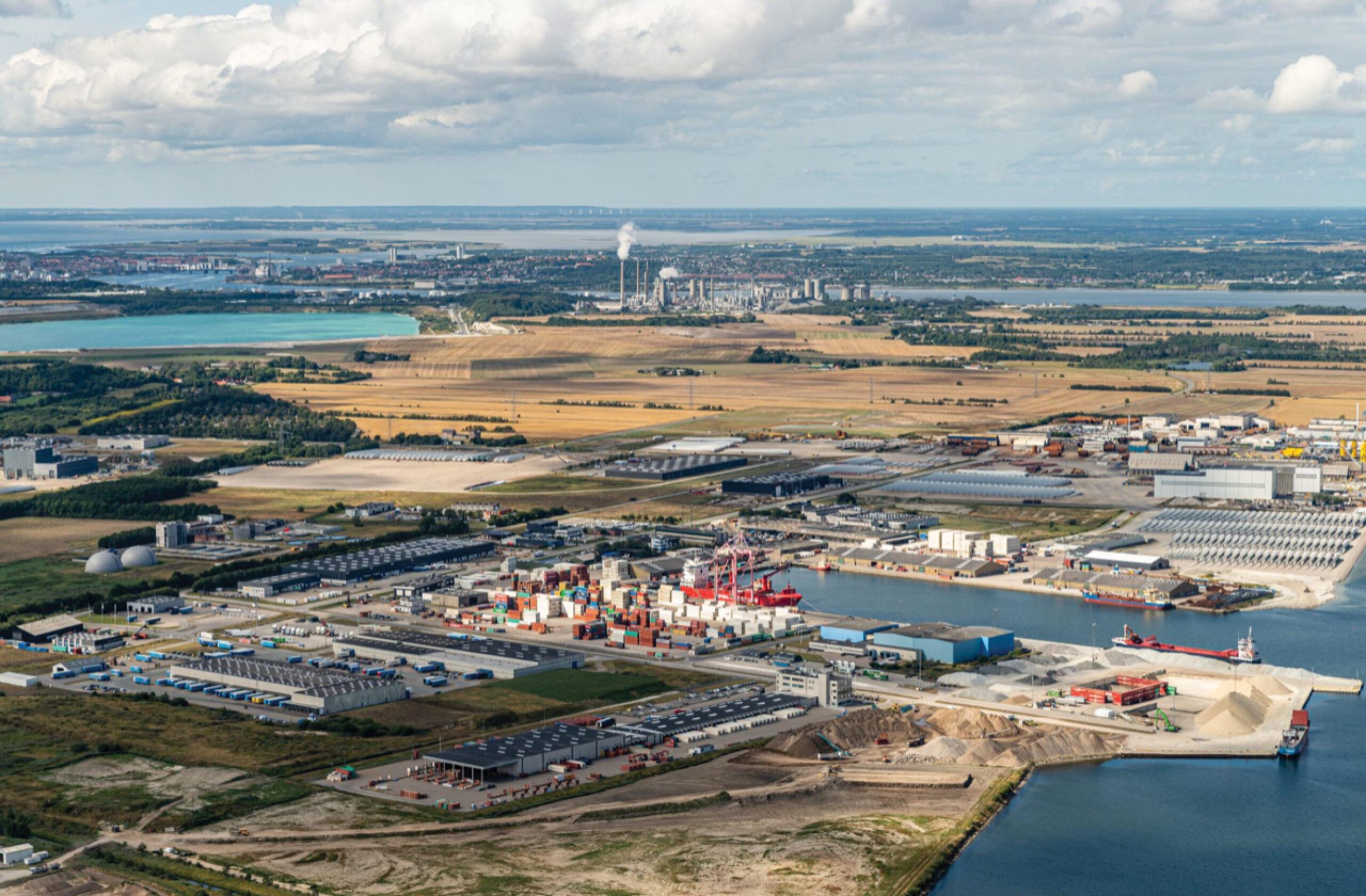 Vundet: Rammeaftale om totalrådgivning i forbindelse med udviklingen af masterplan til Port of Aalborg A/S